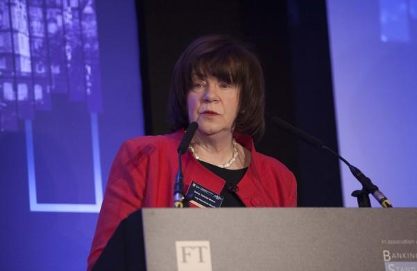 Colette speaking FT conf