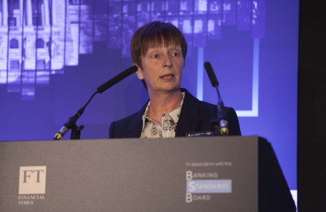 Gillian Guy Citizens Advice Banking Standards conference
